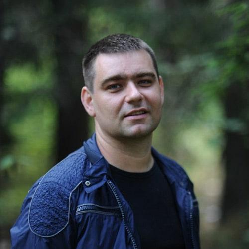 Алексей Бережной